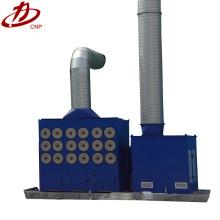 Cartucho de ar industrial filtra o coletor de poeira Cartucho de filtro de poeira do jato de pulso