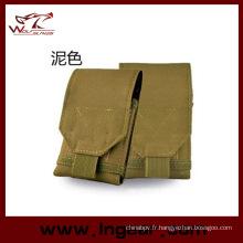 Téléphone portable téléphone portable étanche sac pour l'armée