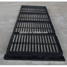 1100 * 600mm Gusseisenboden für Schwein