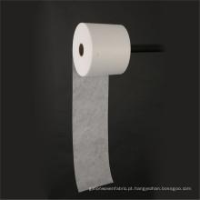 Tecidos colados com pontos antiderrapantes