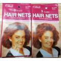 Disposable Hair Net Stockinet Nylon Polyester Mesh Cap
