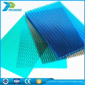 UV reflective wholesale 4mm lexan polycarbonate honeycomb sheet price