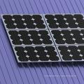 Солнечной системы 1000 кВт Солнечной Трапецоидальный лист крыши металла монтажной системы