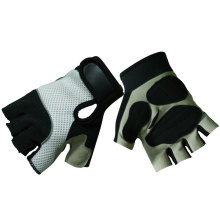 NMSAFETY Mechanical gloves 3D mesh fabric PVC synthetic leather magic buckle cuff abrasion resistant