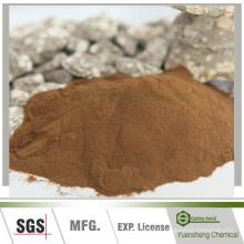 Lignosulfonate de sodium de pâte de bois de pulpe de paille de Mn-1