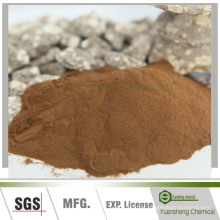 Lignosulphonate do sódio da polpa de madeira da polpa da palha Mn-1