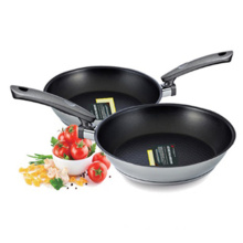 Korea 5 Ply Clad Stainless Steel cookware Excalibur Pan