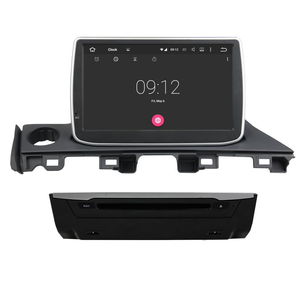 GPS Navigation car dvd player for Mazda 6  Atenza