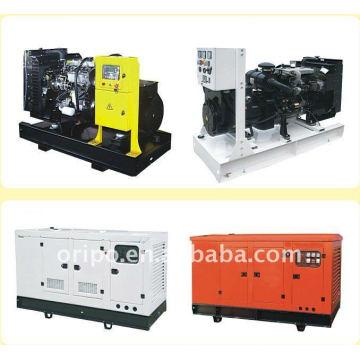 Groupe électrogène diesel 65kva / 52kw Lovol avec générateur 1004TGA1 et alternateur chaud