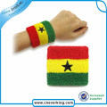 Costomized Promotion Cotton Wristbands for Promption
