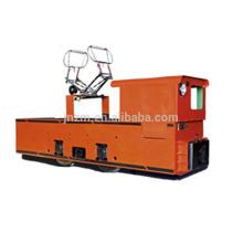 Mineração subterrânea usar Locomotiva Elétrica
