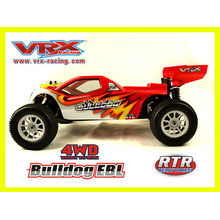 accu lipo de 1/10 scale 7, 4V Brushless voiture RC Radio commande jouets