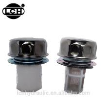 Le filtre de reniflard d'huile de cartouche de filtre de pièces de camion de haute qualité