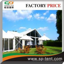 20x40 grandes tentes de stockage industrielles imperméables extérieures à vendre