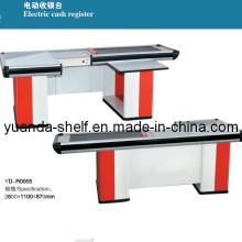 Supermarket Electronic Automatic Cashier Checkout Counter