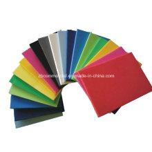 Tablero de espuma de PVC de color para impresión | Grabado | Corte | Aserrado