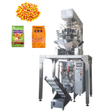 Süßigkeitsfaltenbeutel-Verpackungsmaschine