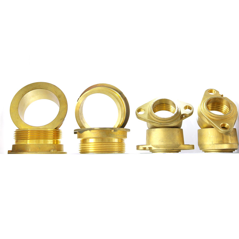 brass and bronze casting part