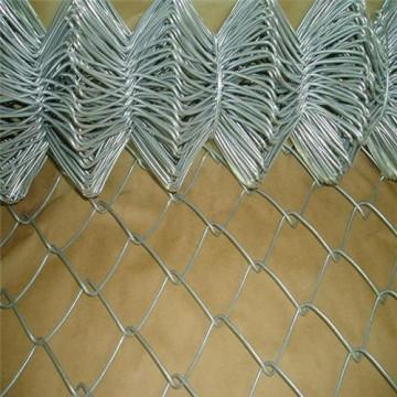 Chain Link Zaun Maschine