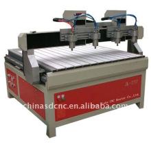 JK-1212 en bois CNC Machine de gravure