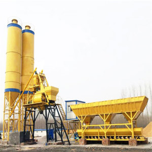 Wet Ready Mix Concrete Batching Plant Capacity