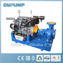 Trailer Mounted diesel engine parts water pump