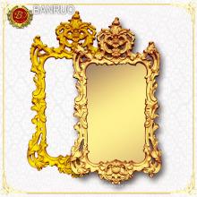 Barock-Stil Kunststoff-Spiegel-Rahmen (PUJK13-J)
