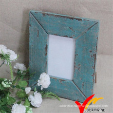 Shabby Chic Green Wood Certificate of Frame for Graduation