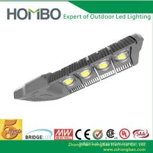 Lâmpadas de rua LED de alta qualidade LED 160w / 170w / 180w / 190w / 200w LED com certificados CE / Rohs / CQC / CSA / ETL