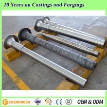 Eje de generador de energía eólica / OEM Mecanizado de piezas (MP-29)