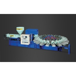 Automatic Mould Opening PVC Injection Moulding Machine