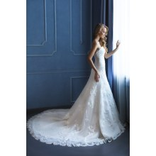 Sweetheart Bridal Wedding Dresses with Sleeves