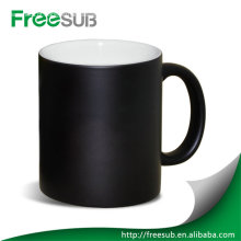 Sublimation full color change ceramic caneca sublimation products