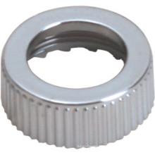 Acessório de torneira em plástico ABS com acabamento cromado (JY-5168)