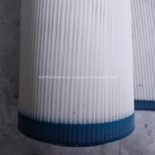Cinturones de malla de poliéster de fusión por soplado