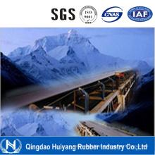 Correia transportadora Nn resistente ao frio para a mina de carvão