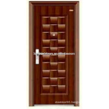 Hot Africa Style Commercial Steel Security Door KKD-545 With CE,BV,ISO,SONCAP