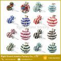 Новый красочный мода кристалл проложили Шамбалы серьги шпильки подвески подвеска