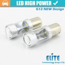 30w G12 1156 / Ba15s / 7506 1157 / BAY15D führte automatisches Glühlampe Bremslicht