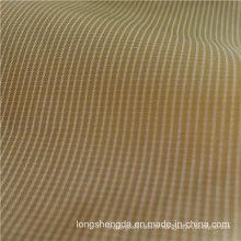 Veste imperméable à l'eau et au vent Tissé Jacquard en tissu 34% Polyester + 66% Tissu en mousse de nylon (H038)