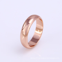Xuping moda simple temperamento anillo anillo de amante