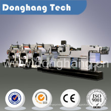 High Speed Multicolor Logo Flexo Printing Machinery