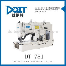 DT782K High speed button-holing special trousers making garment sewing machine price