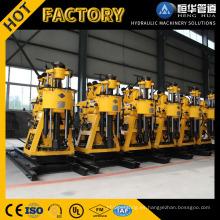 Máquina neumática de la plataforma de perforación de la explotación minera
