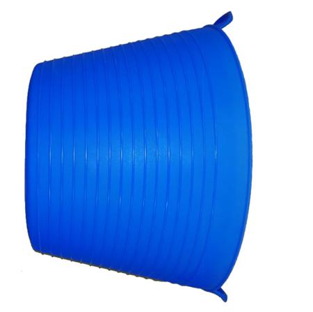 rubber feeder bucket