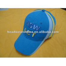 OEM Promotional 6 Panel Custom Sports Baseball Cap for sale