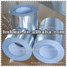 Cinta adhesiva de aluminio conductor para aire acondicionado