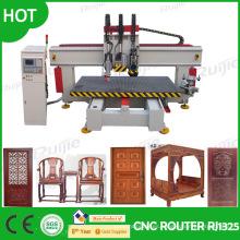 Centro de carpintería CNC para mover mesas