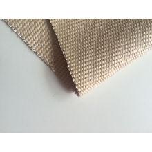 Tissu de silice ignifuge à feu massif