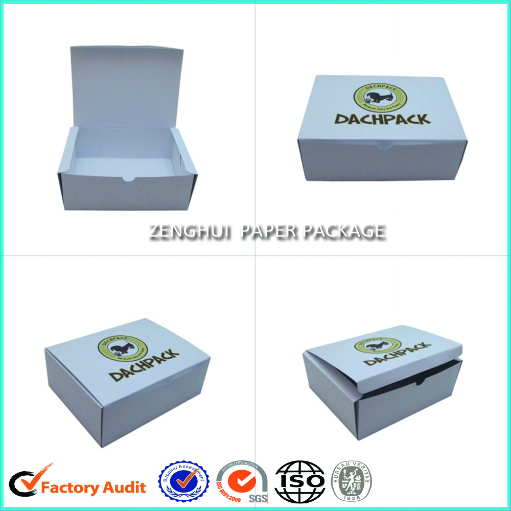 Custom Print Food Box Packaging